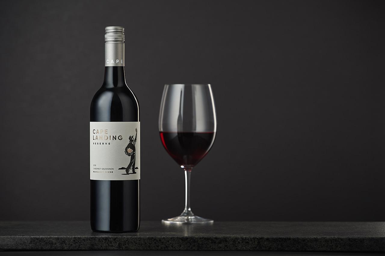 Cape Landing Bottles 2018 Reserve Cabernet Sauvignon